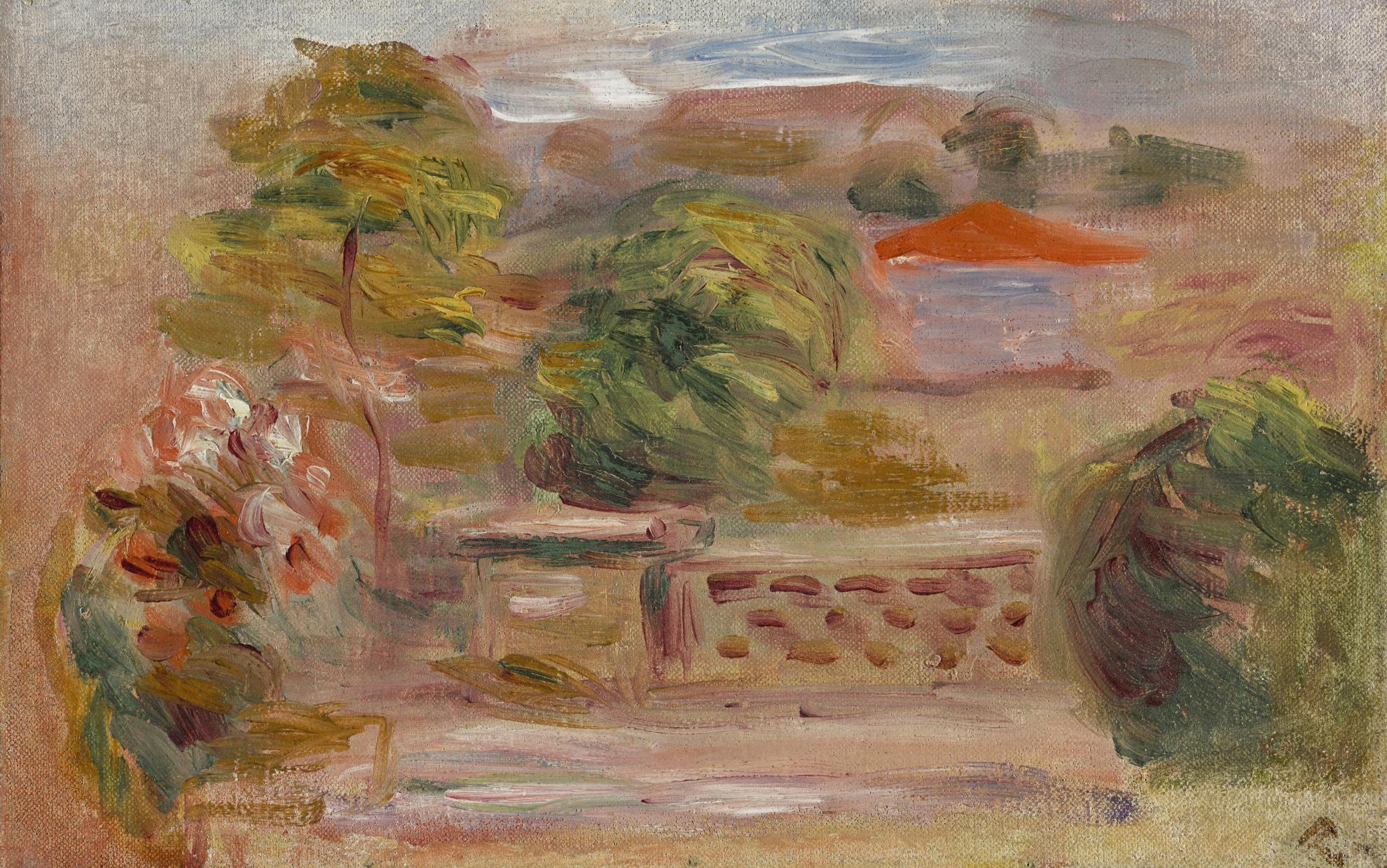 Pierre-Auguste Renoir-Paysage-