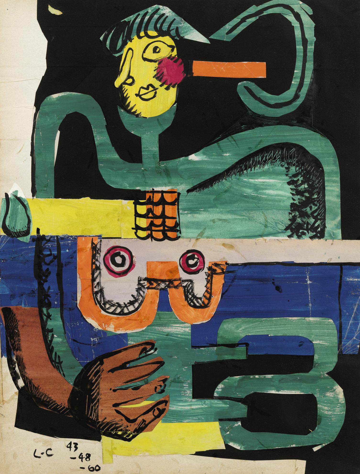 Le Corbusier-Icone-1960