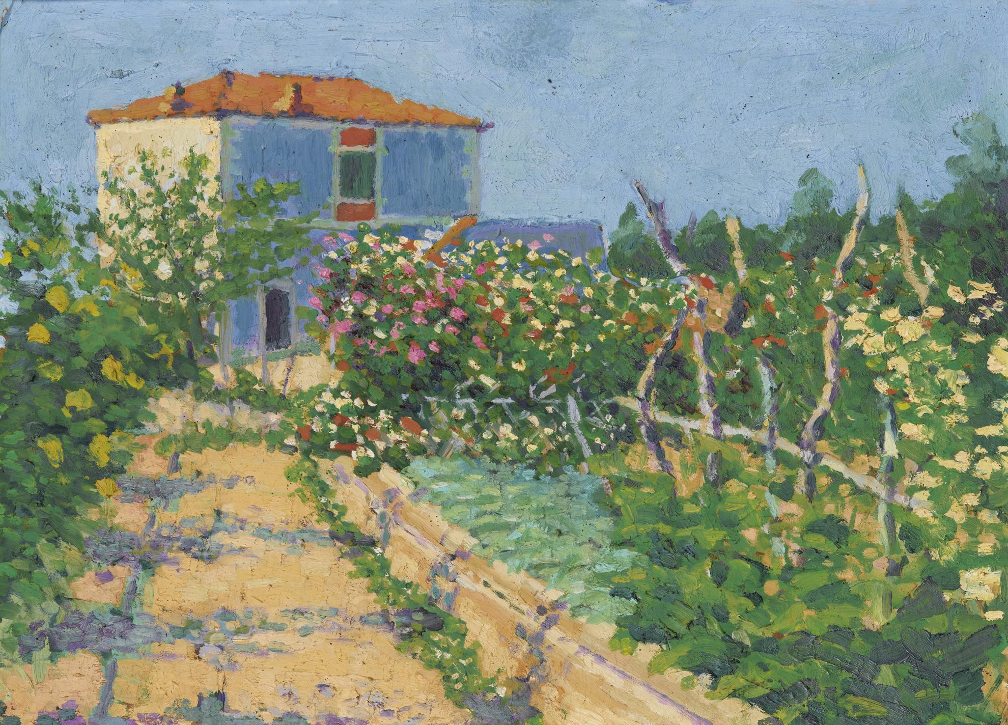 Fernand Leger-Pietralata-1907