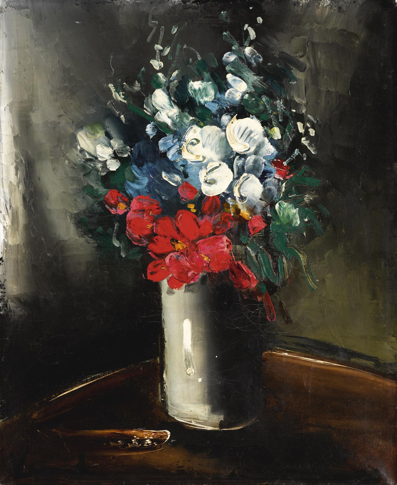 Maurice de Vlaminck-Bouquet De Fleurs-1930