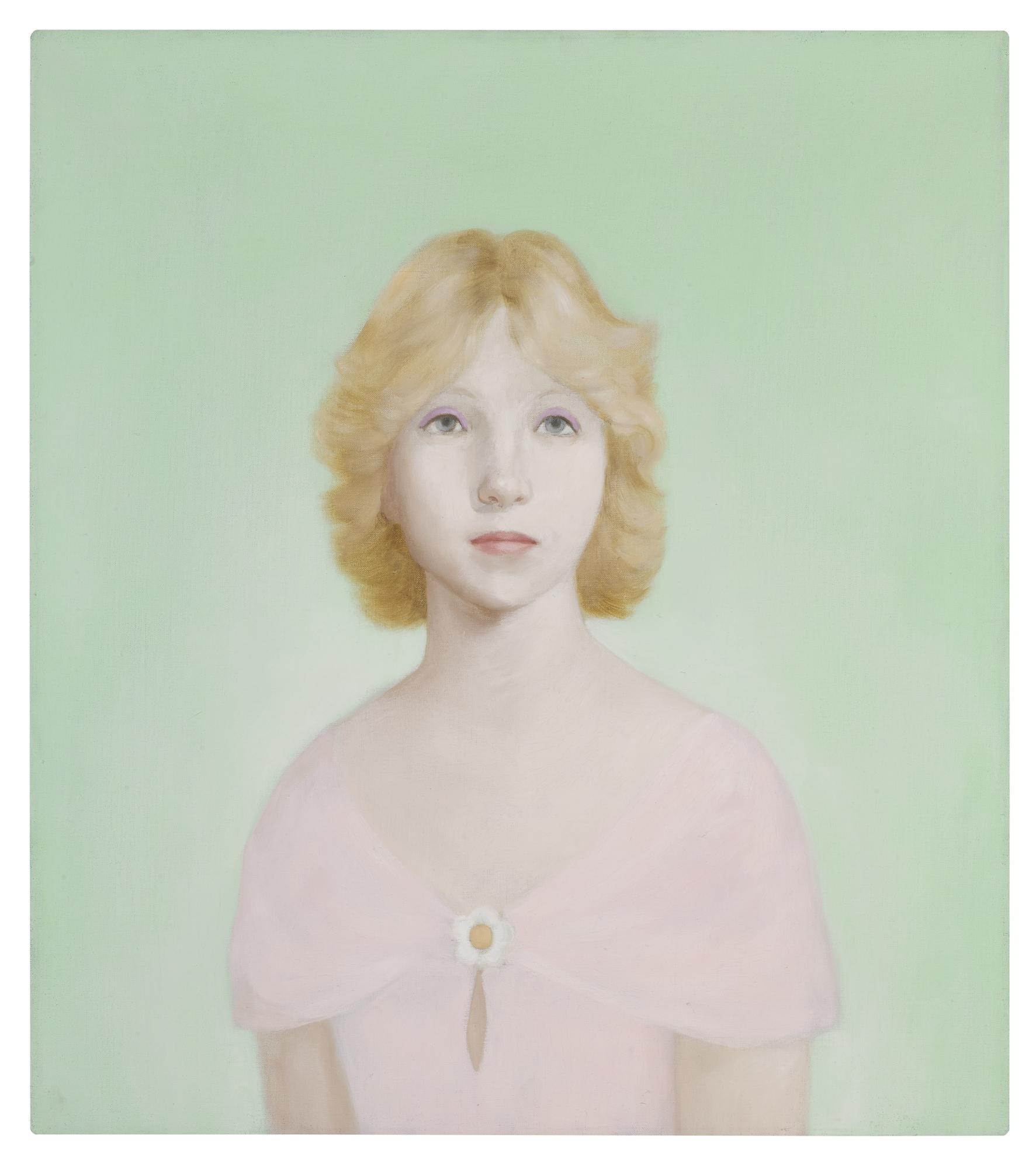 John Currin-Untitled-1990