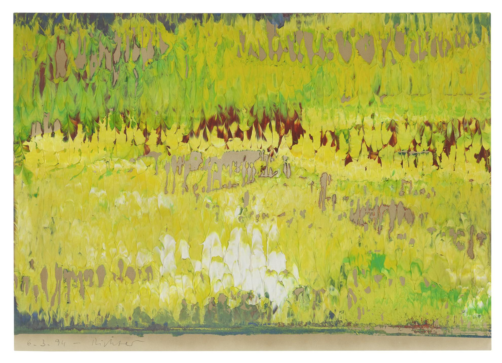 Gerhard Richter-Untitled-1994