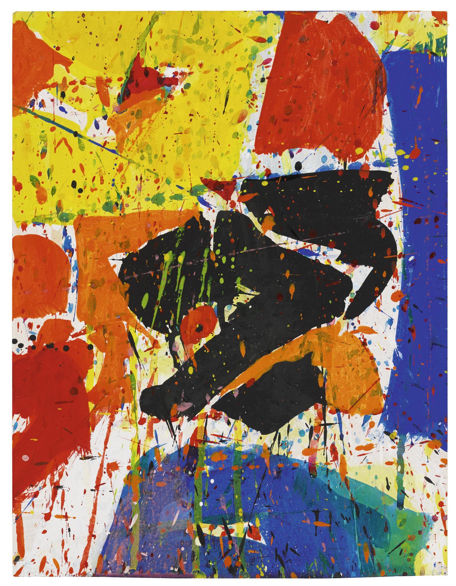 Sam Francis-Untitled-1959