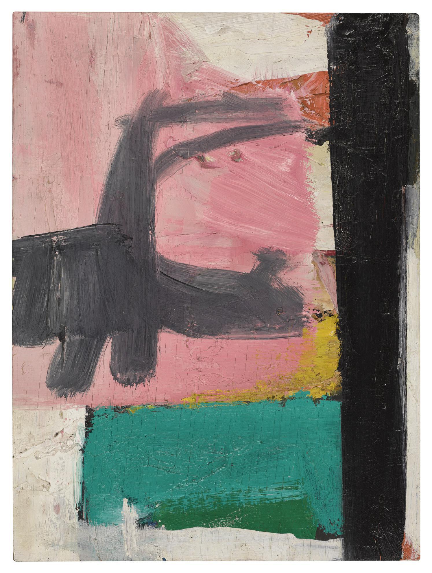 Franz Kline-Untitled-1957