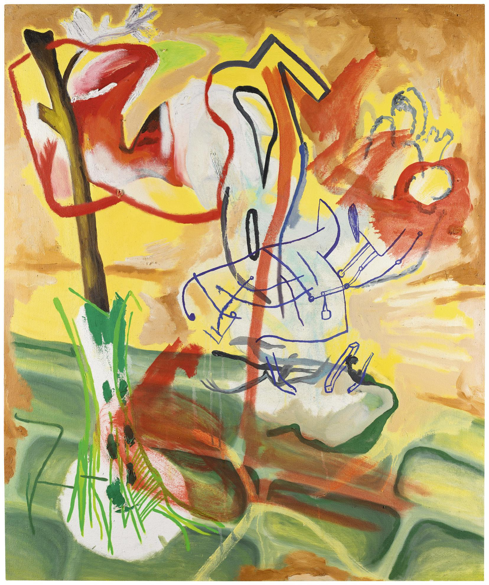 Martin Kippenberger-Untitled-1988