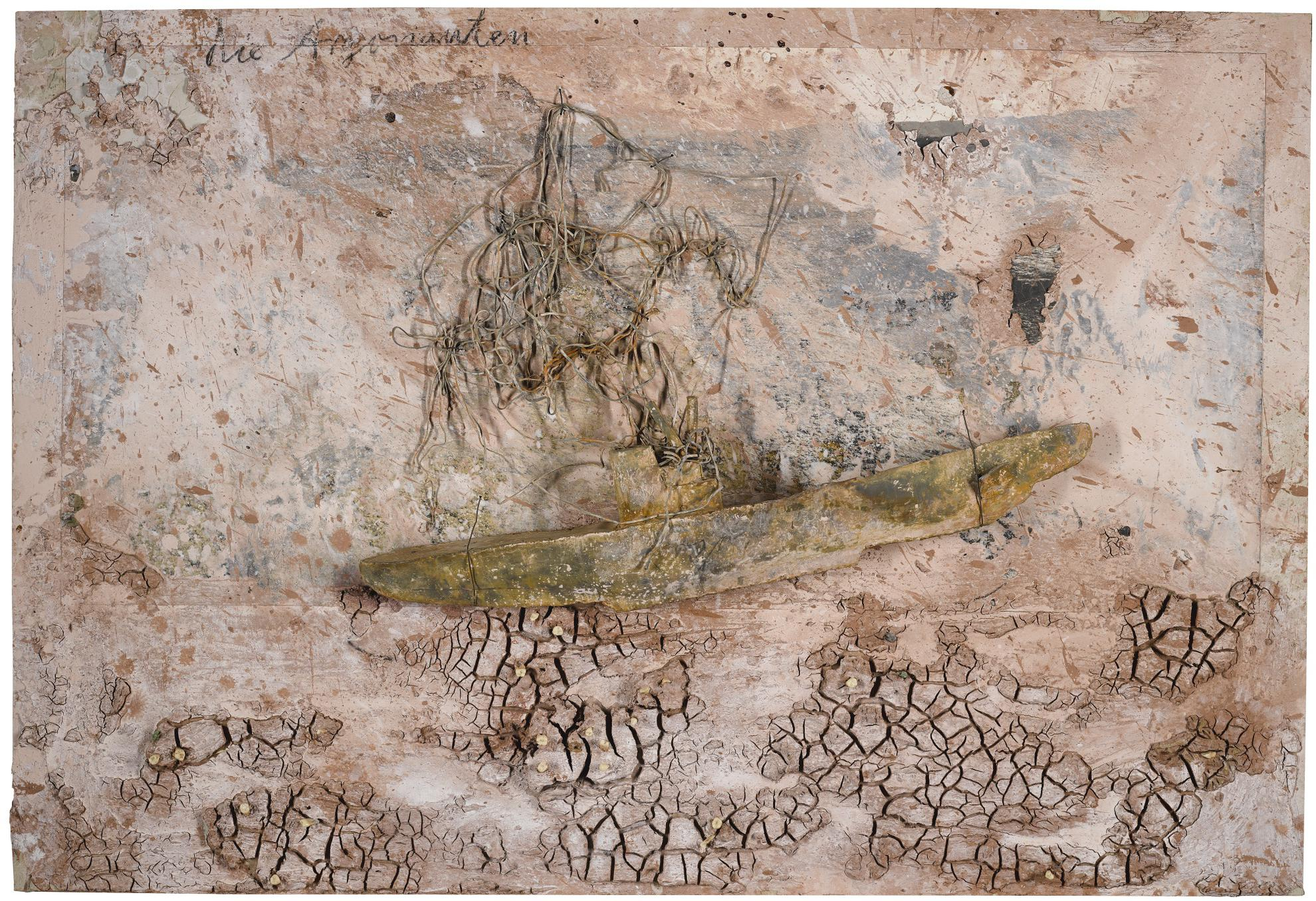 Anselm Kiefer-Die Argonauten-2004
