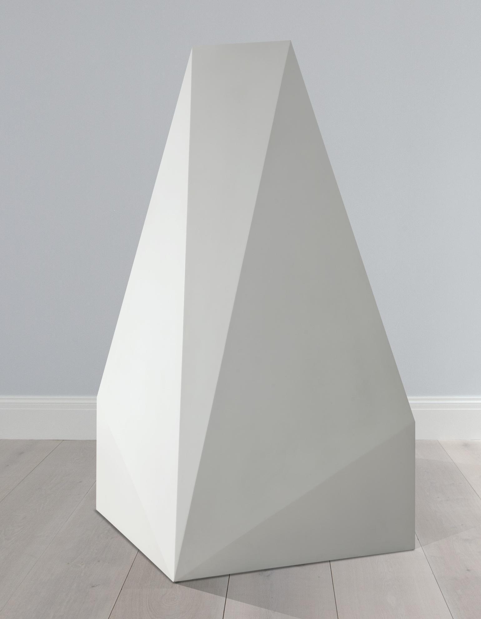 Sol LeWitt-Complex Form 45-1990