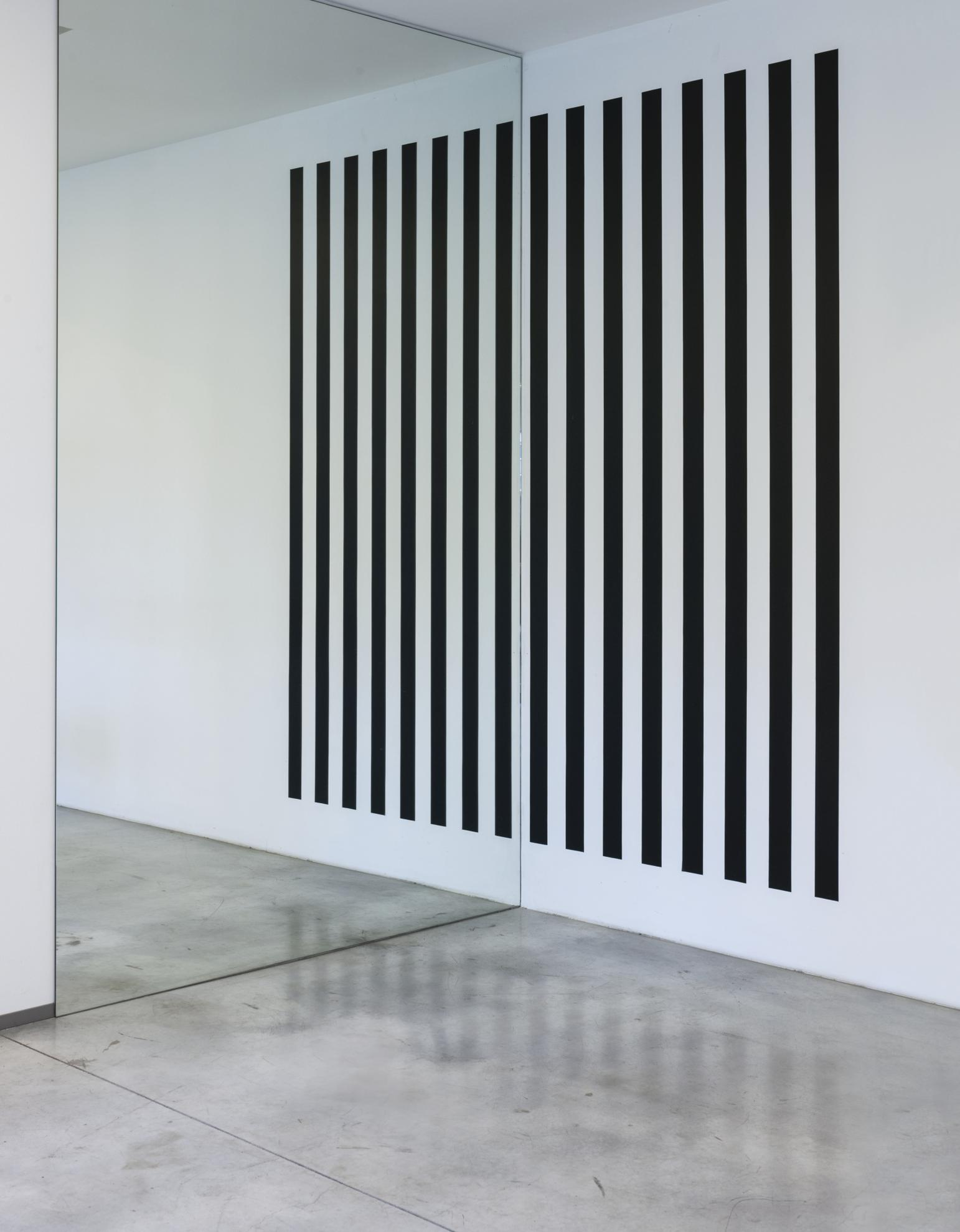 Daniel Buren-Le Carre Reconstruit - B, Travail In Situ-2007