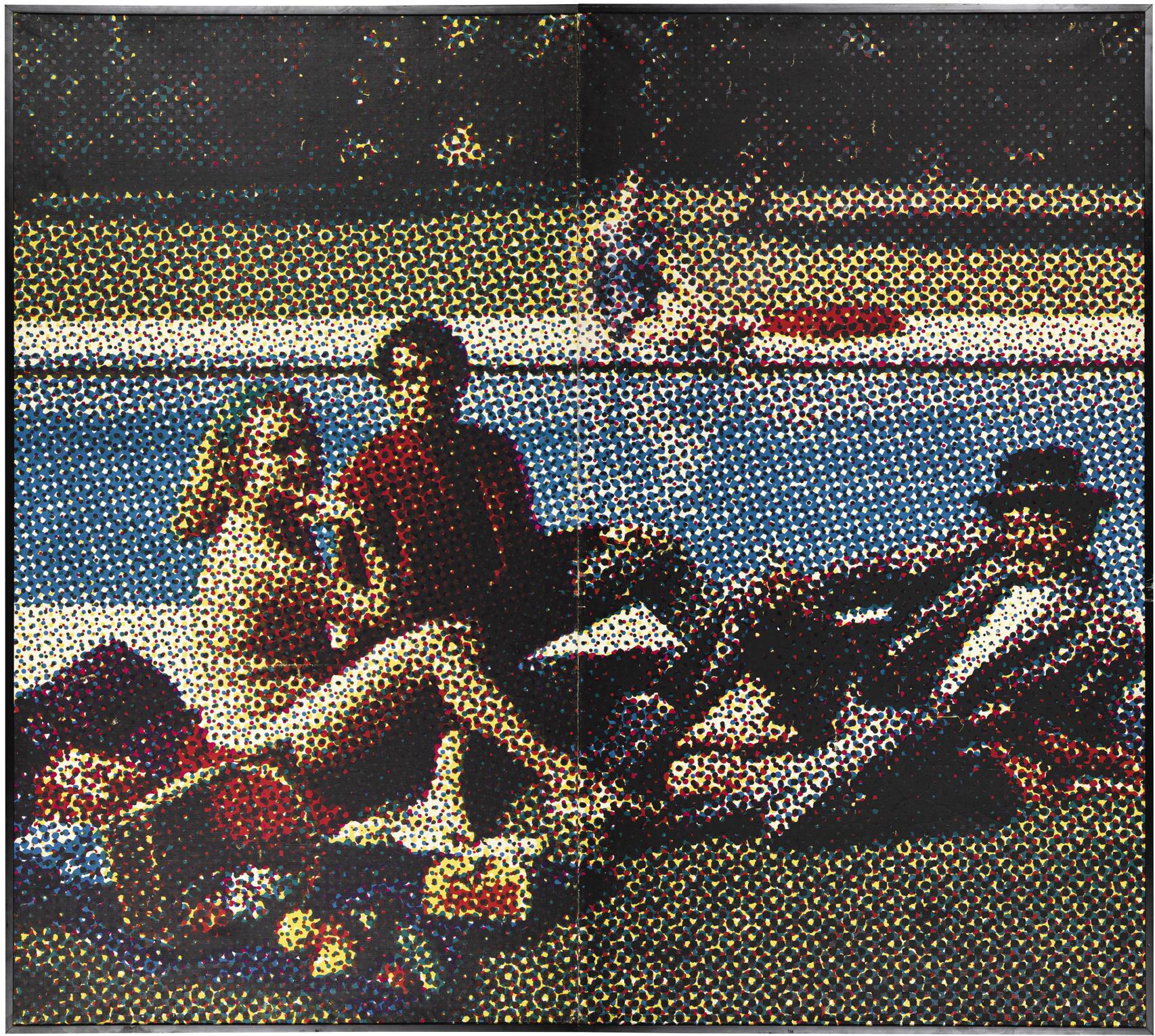 Alain Jacquet-Le Dejeuner Sur Lherbe-1964
