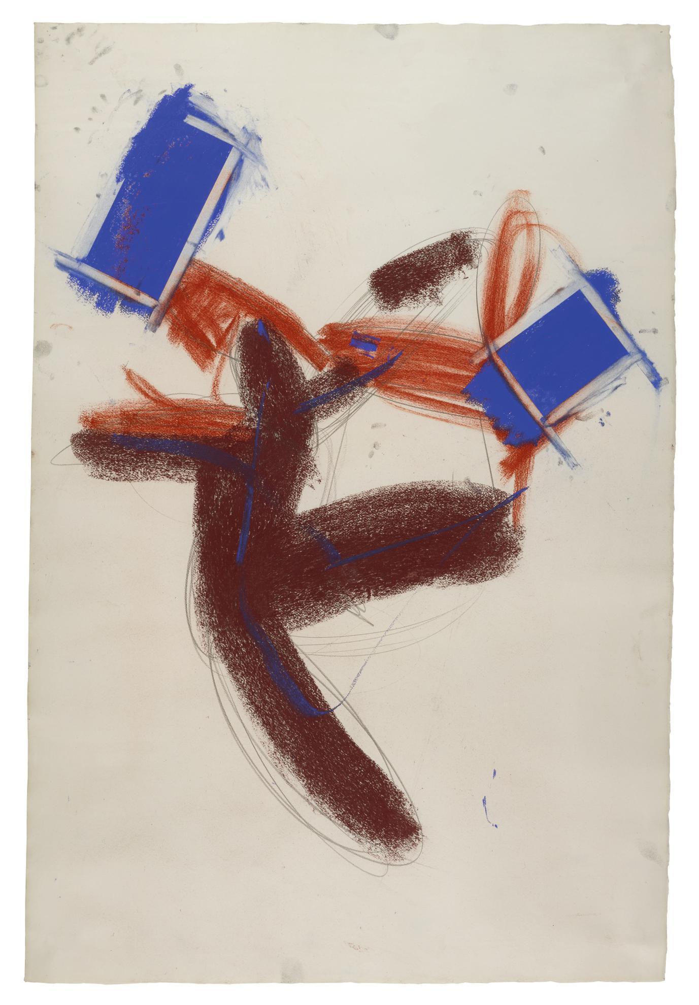 Joel Shapiro-Untitled-1997