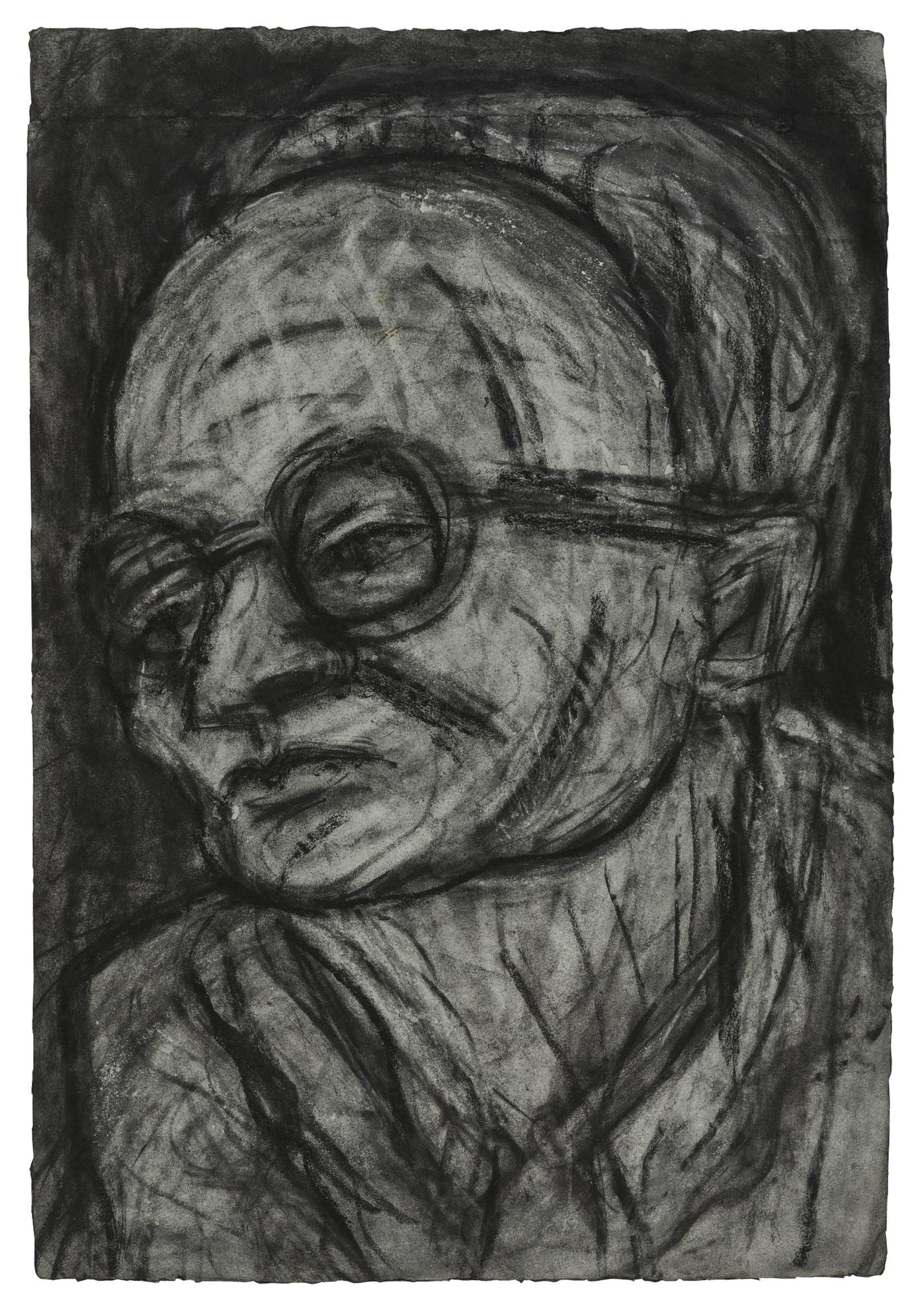 Leon Kossoff-Head Of Chaim-1988