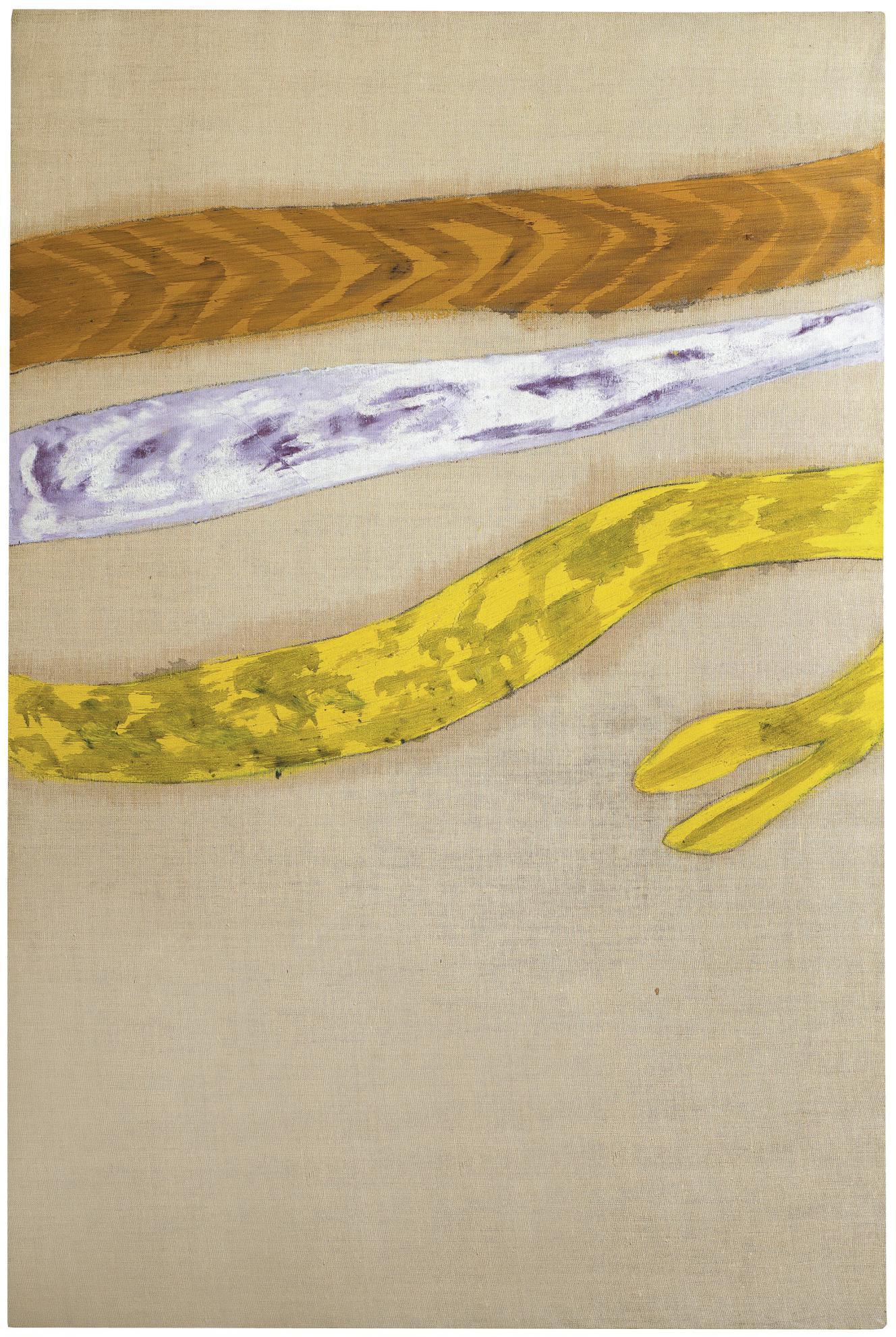 David Hockney-3 Snakes-1962