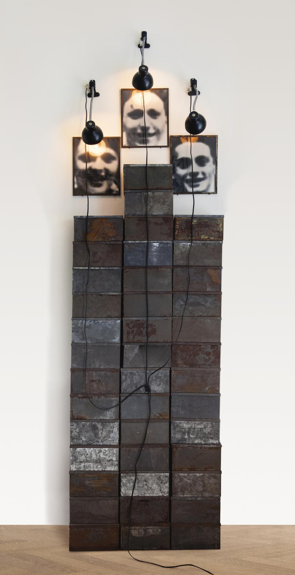 Christian Boltanski-Lycee Chases-1988