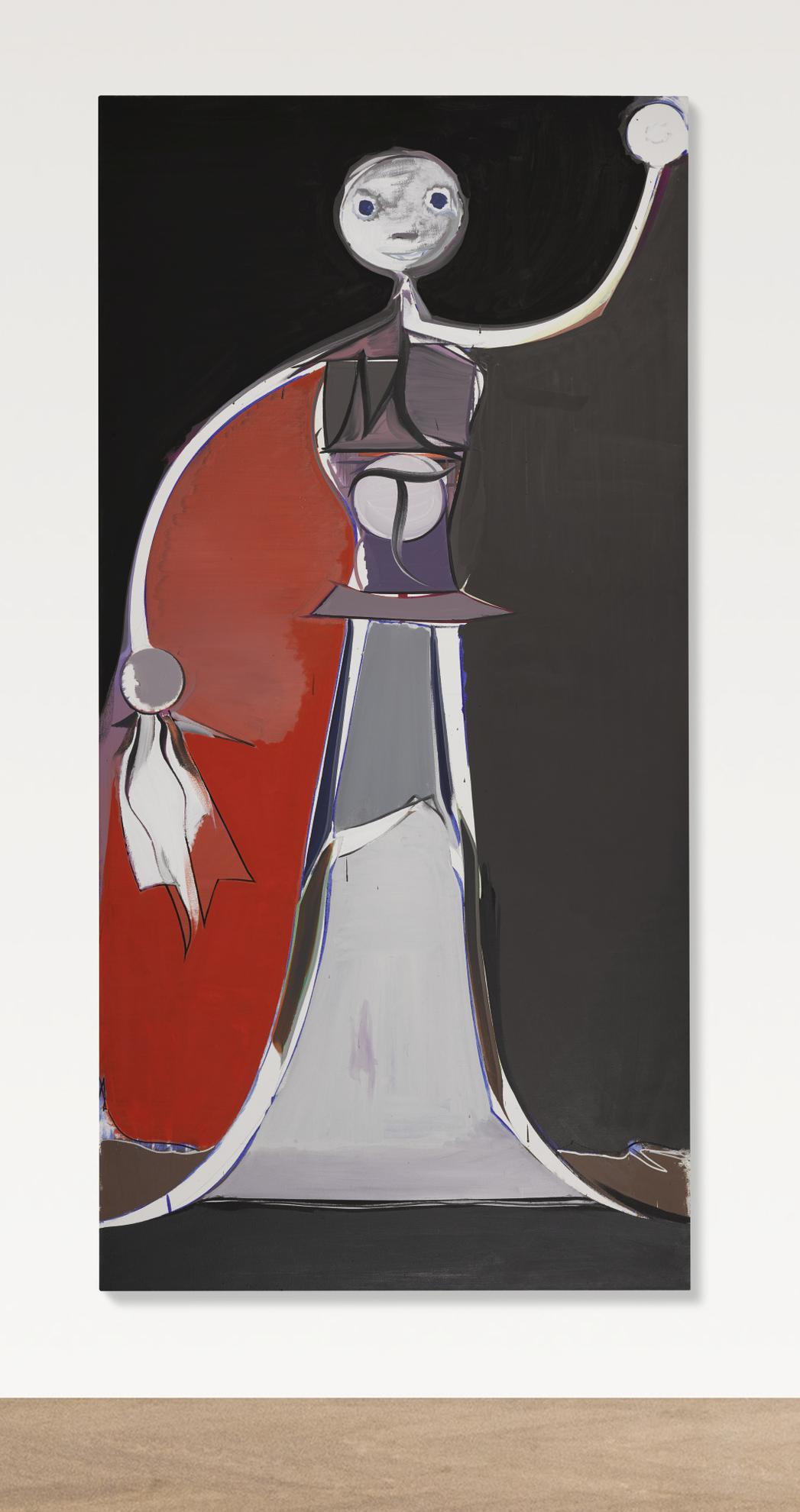 Thomas Scheibitz-Untitled (No. 352)-2002
