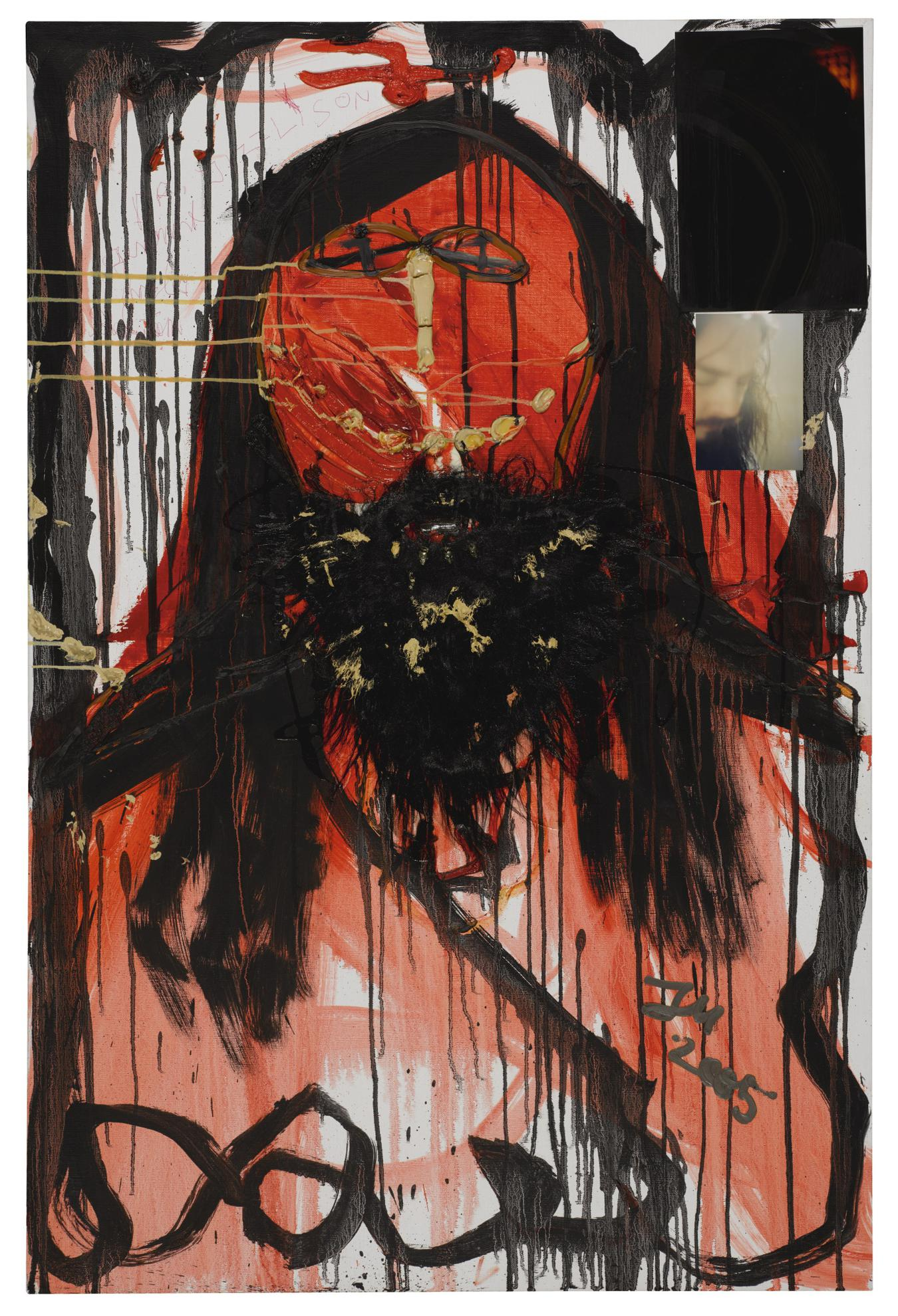 Jonathan Meese-Der Physiognomeese-2005