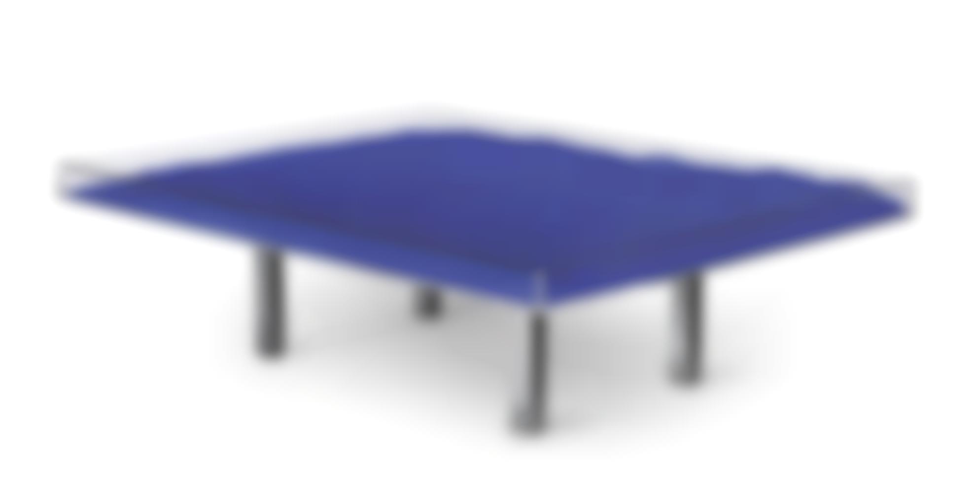 Yves Klein-Table Bleu Klein Tm-1963