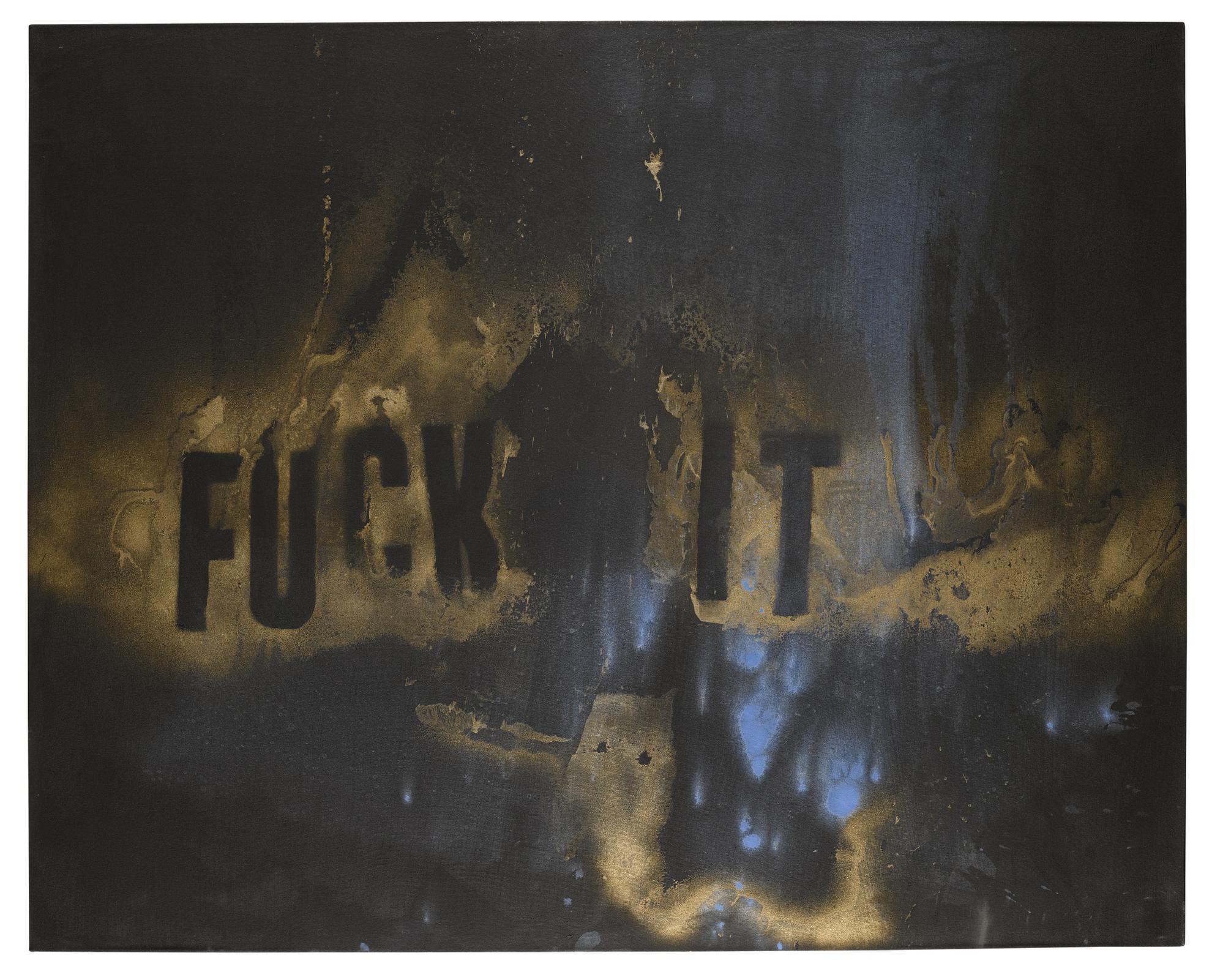 Mark Flood-Fuck It-2014