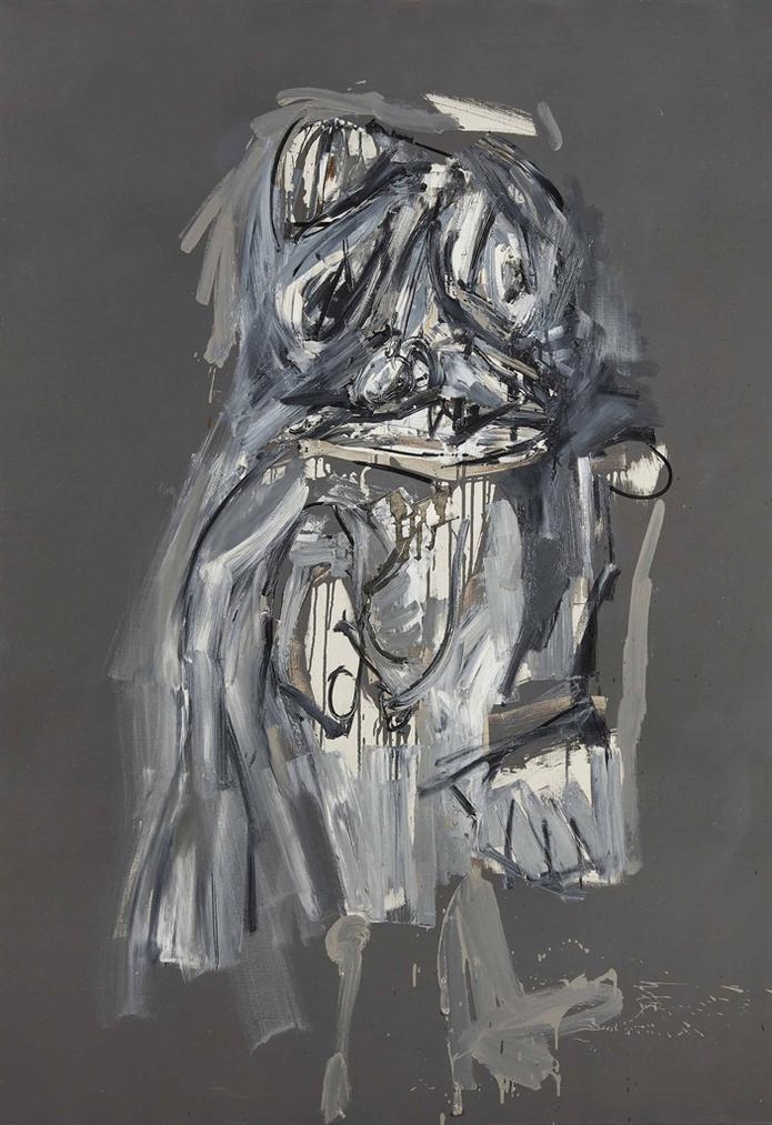 Antonio Saura-Stella-1962