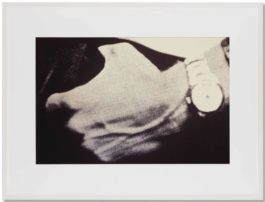 Richard Prince-Untitled (Mans Hand On Pocket With Watch)-1980