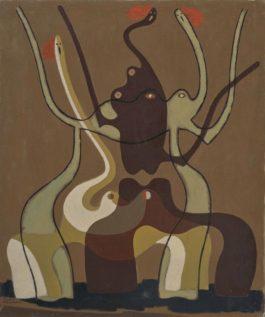 John Melville - Dancers No. 3-1934