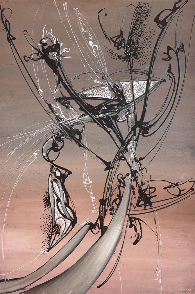Adrien Dax - Sans Titre-1974