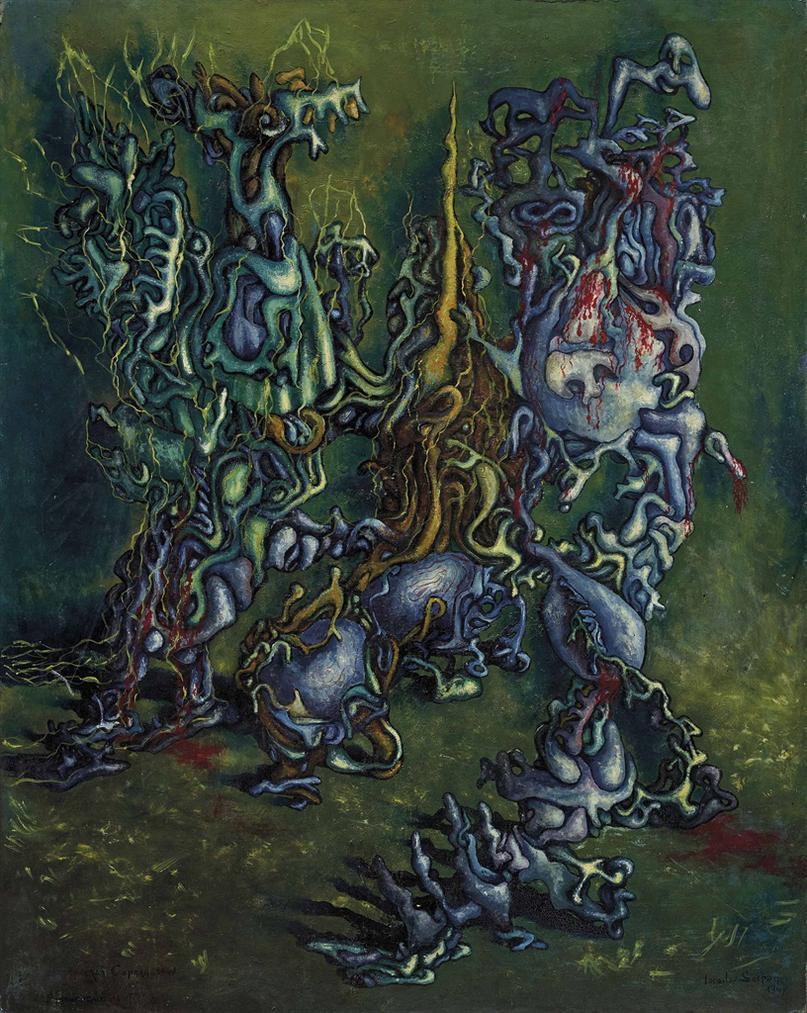 Iaroslav Serpan-Gynandrologie II-1947