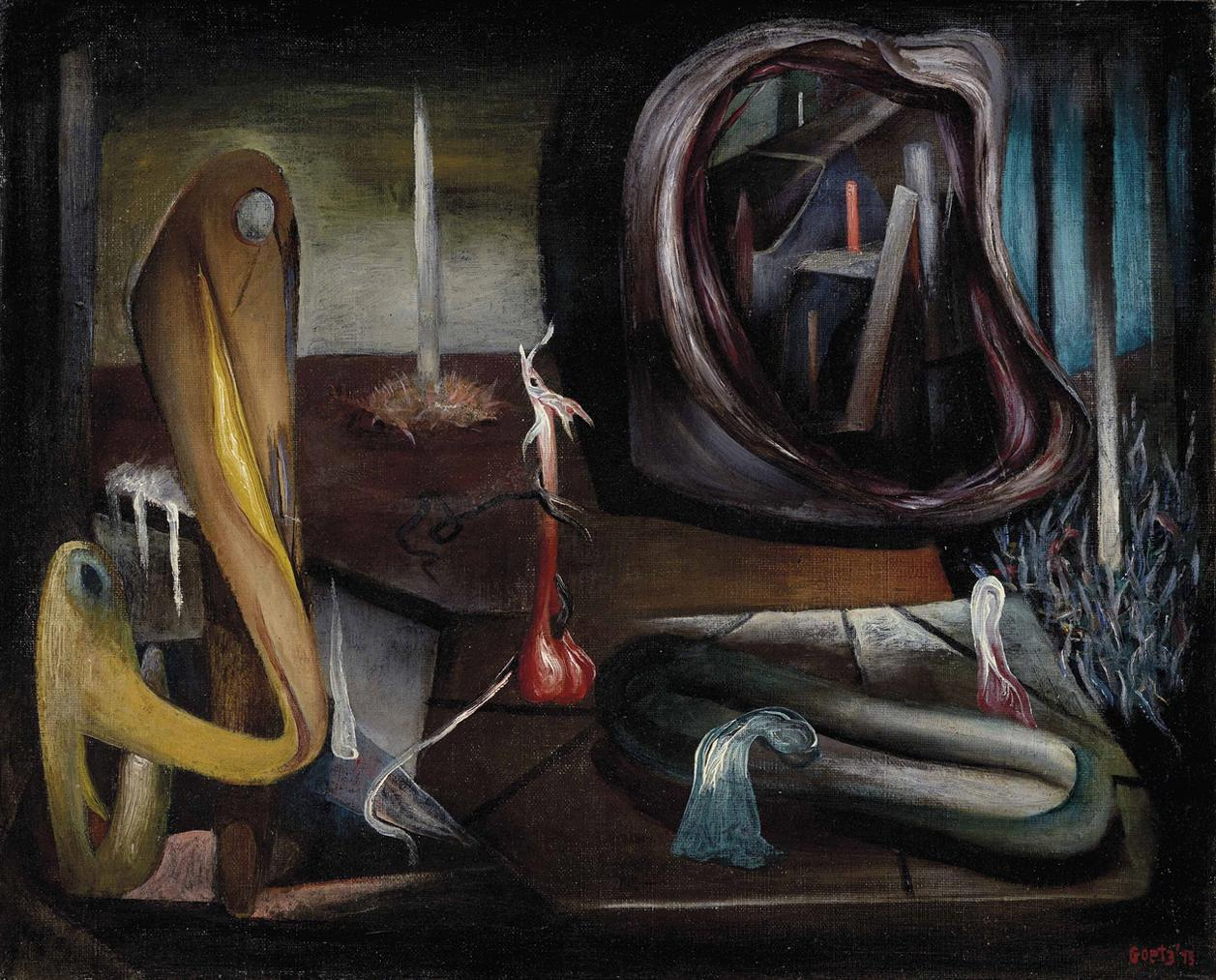 Henri Goetz-Nature Morte-1943