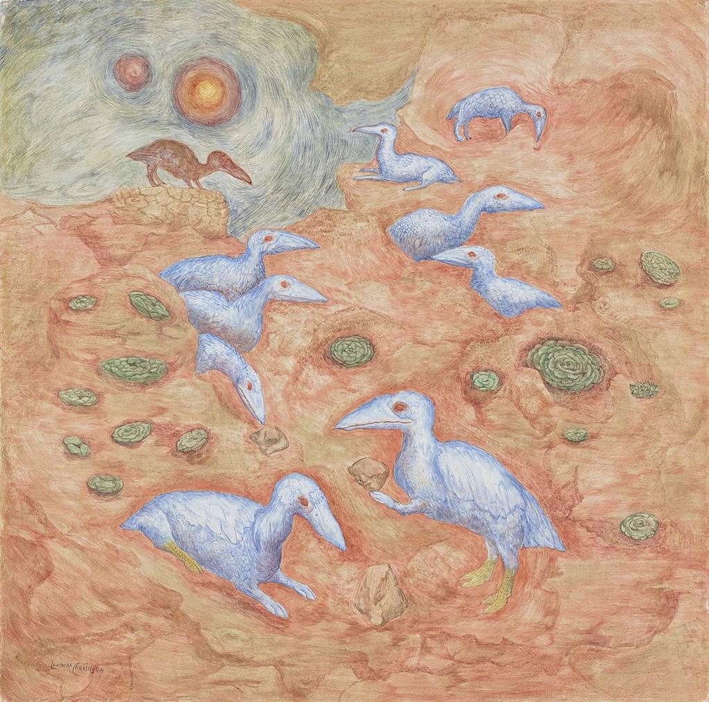 Leonora Carrington-Desert Dorgys-1986