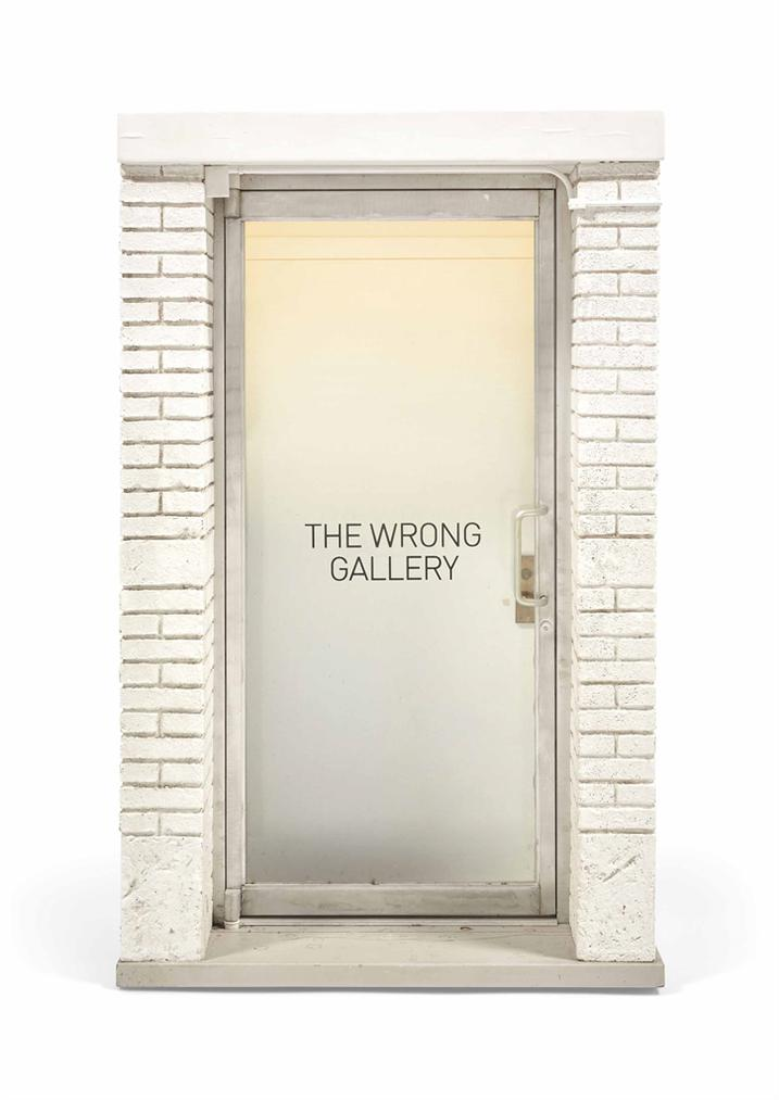 Maurizio Cattelan-The Wrong Gallery-2005