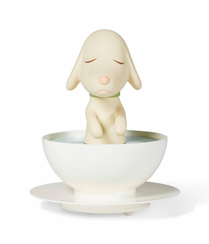Yoshitomo Nara-Pup Cup-2003