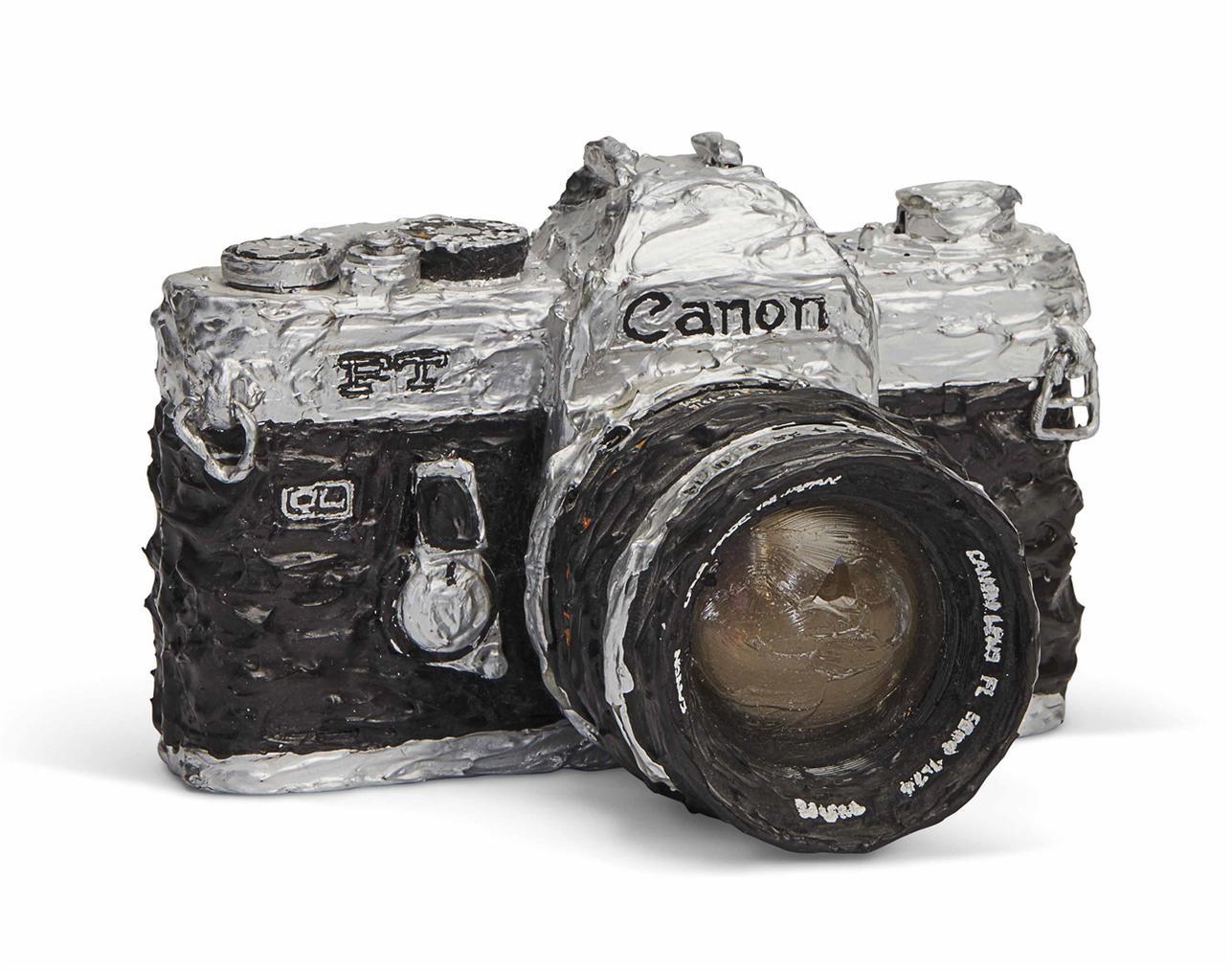 Bertrand Lavier-Canon-1981