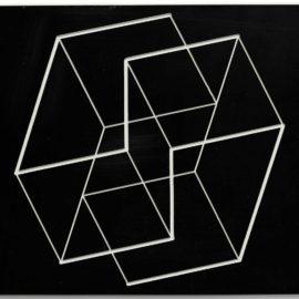 Josef Albers-Structural Constellation-1961