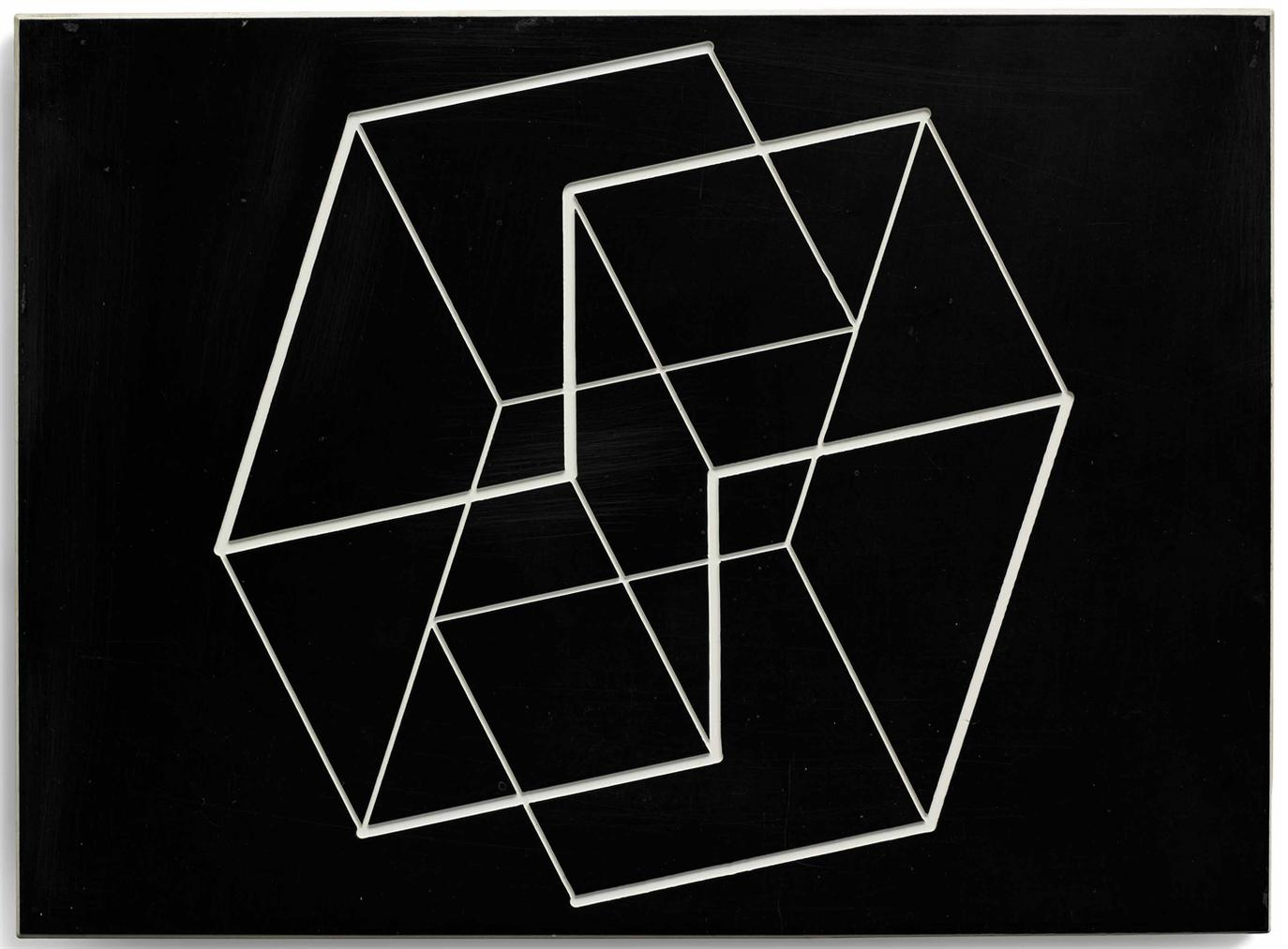 Josef Albers-Structural Constellation-1961