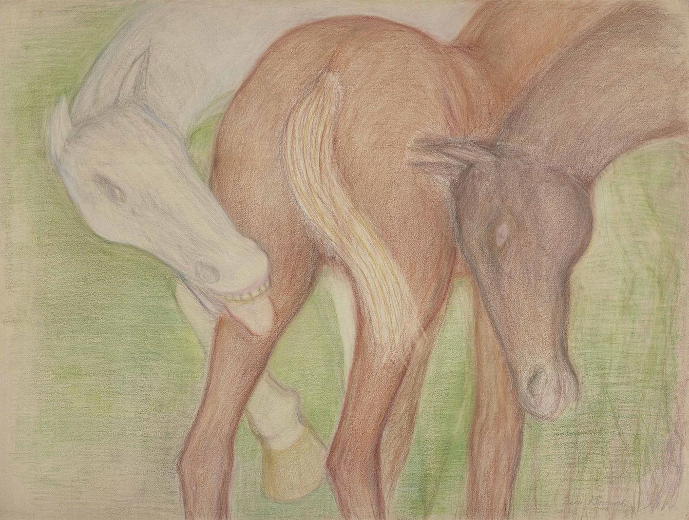 Pierre Klossowski-Bayard, Turcade, Elise-1973