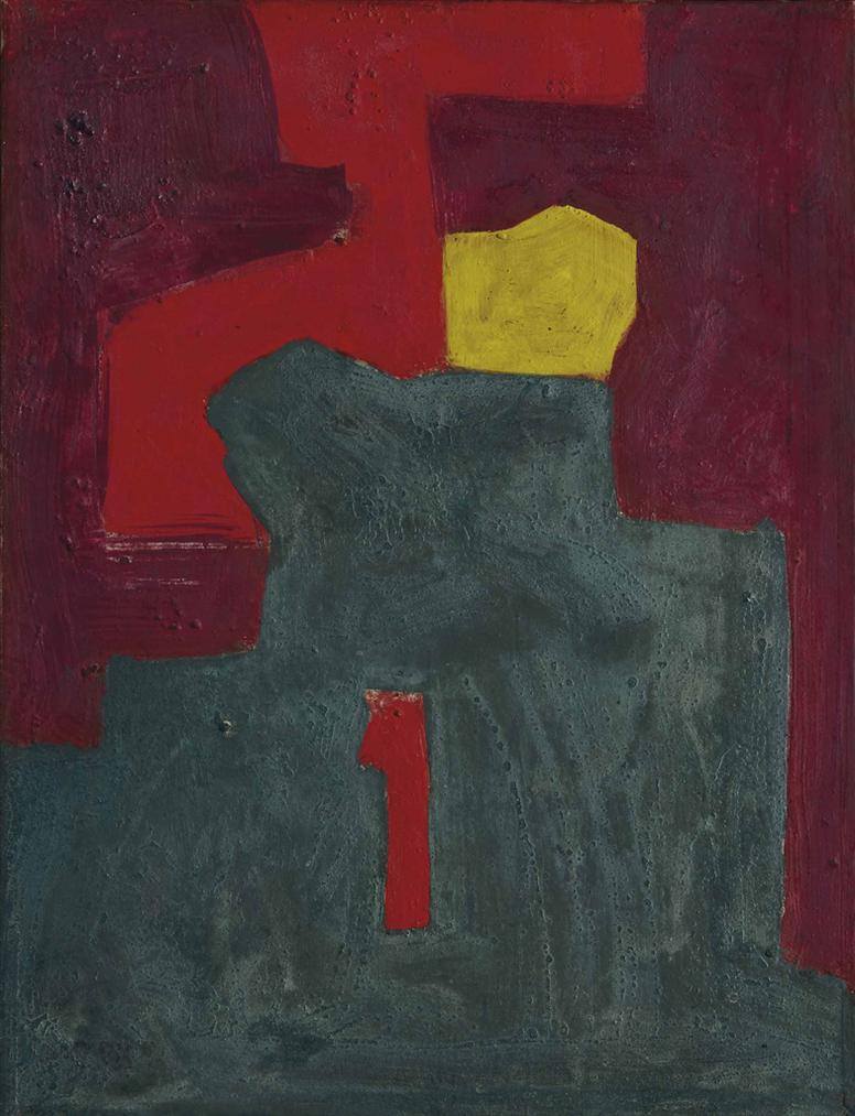 Serge Poliakoff-Composition-1966
