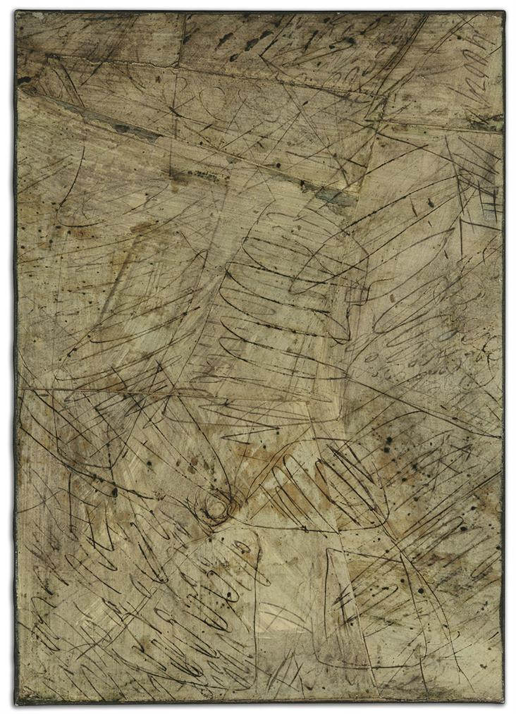 Georges Noel - Palimpseste Verdatre-1961
