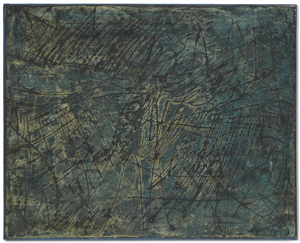 Georges Noel - Inoui-Bleu-1960