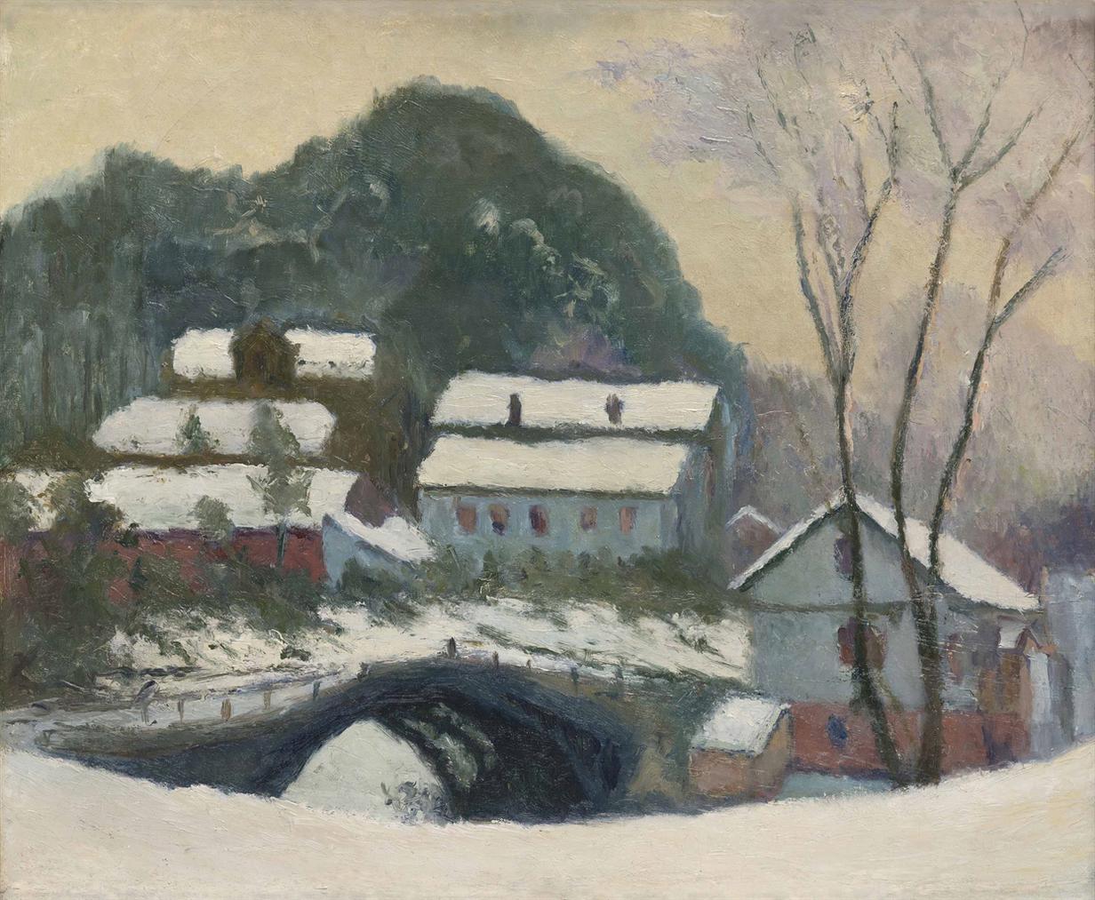 Claude Monet-Sandviken, Norvege-1895