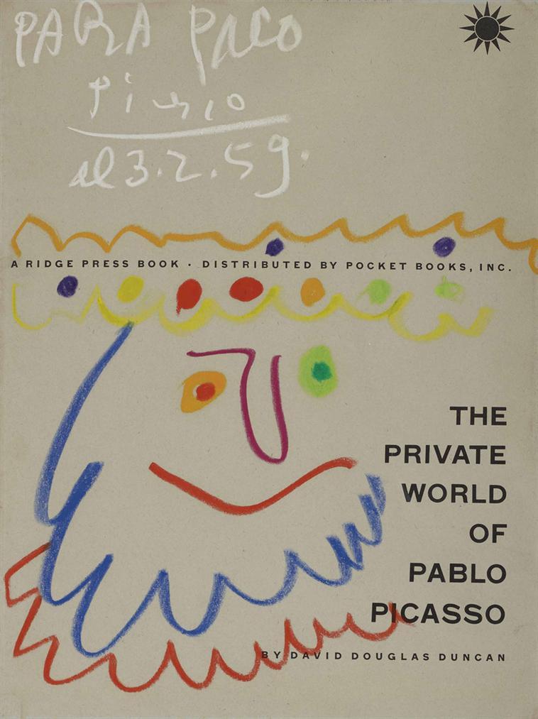 Pablo Picasso-Para Paco-1959