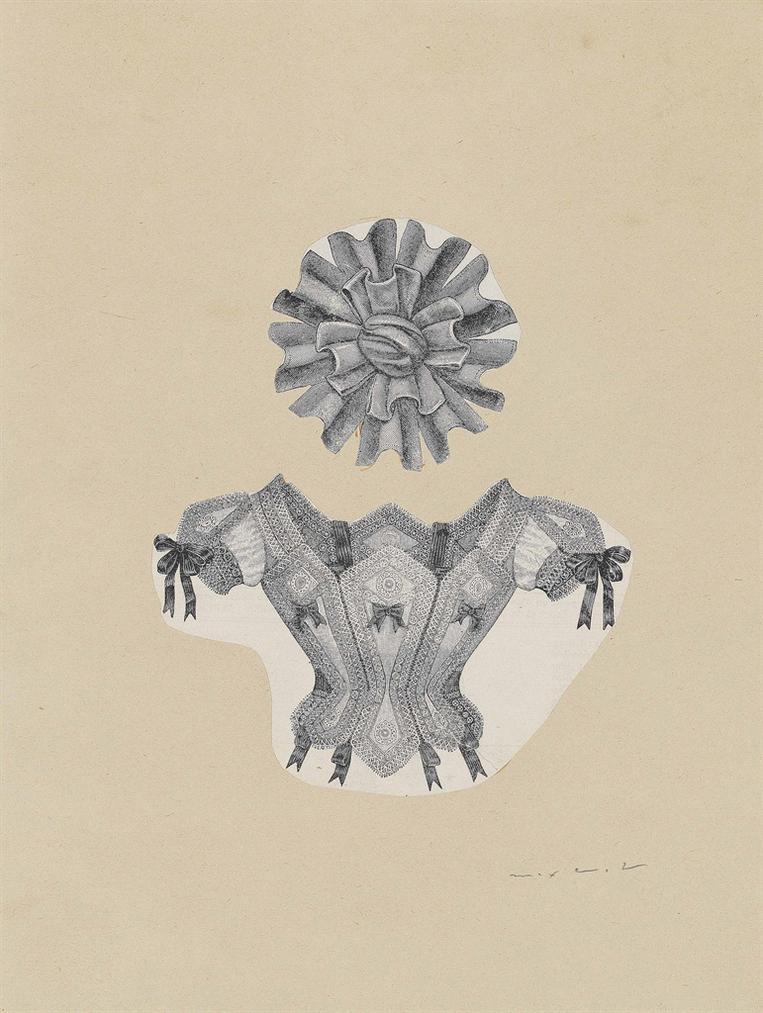 Max Ernst-Le Rire Des Poetes-1968