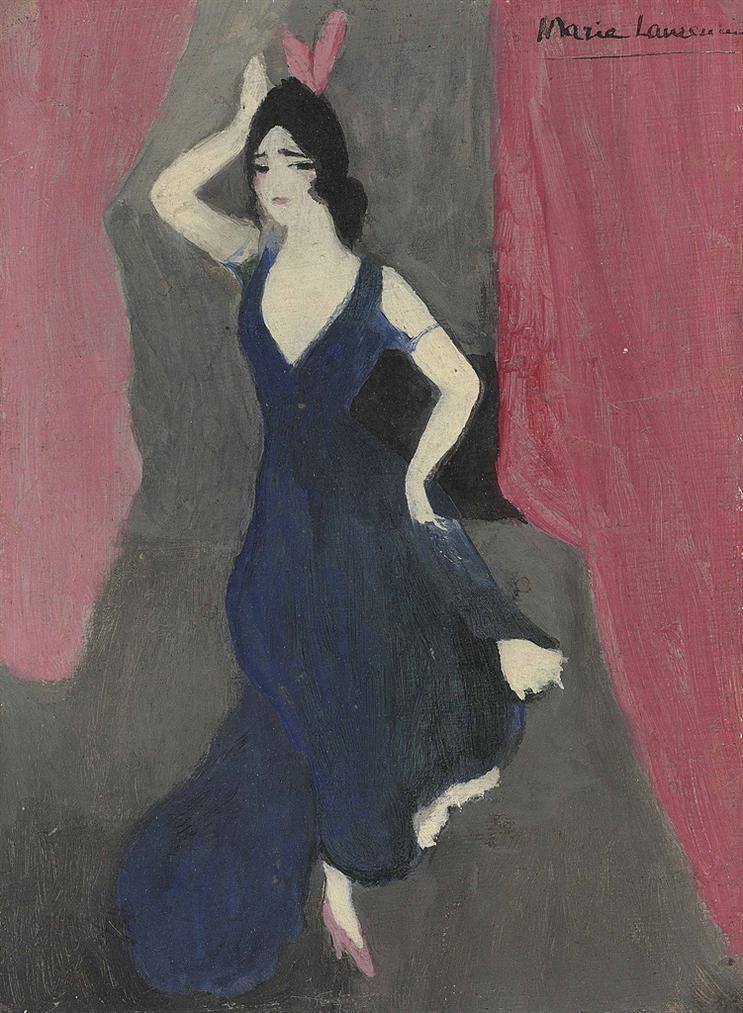 Marie Laurencin-Danseuse Espagnole-1916