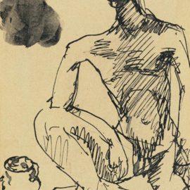 Pablo Picasso-Negre Assis-1906