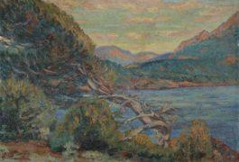 Jean-Baptiste Armand Guillaumin-Paysage De Provence-1898