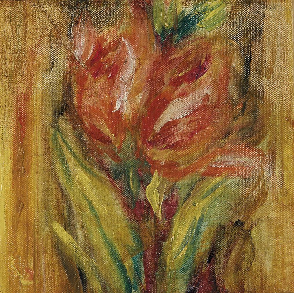 Pierre-Auguste Renoir-Tulipes-1912