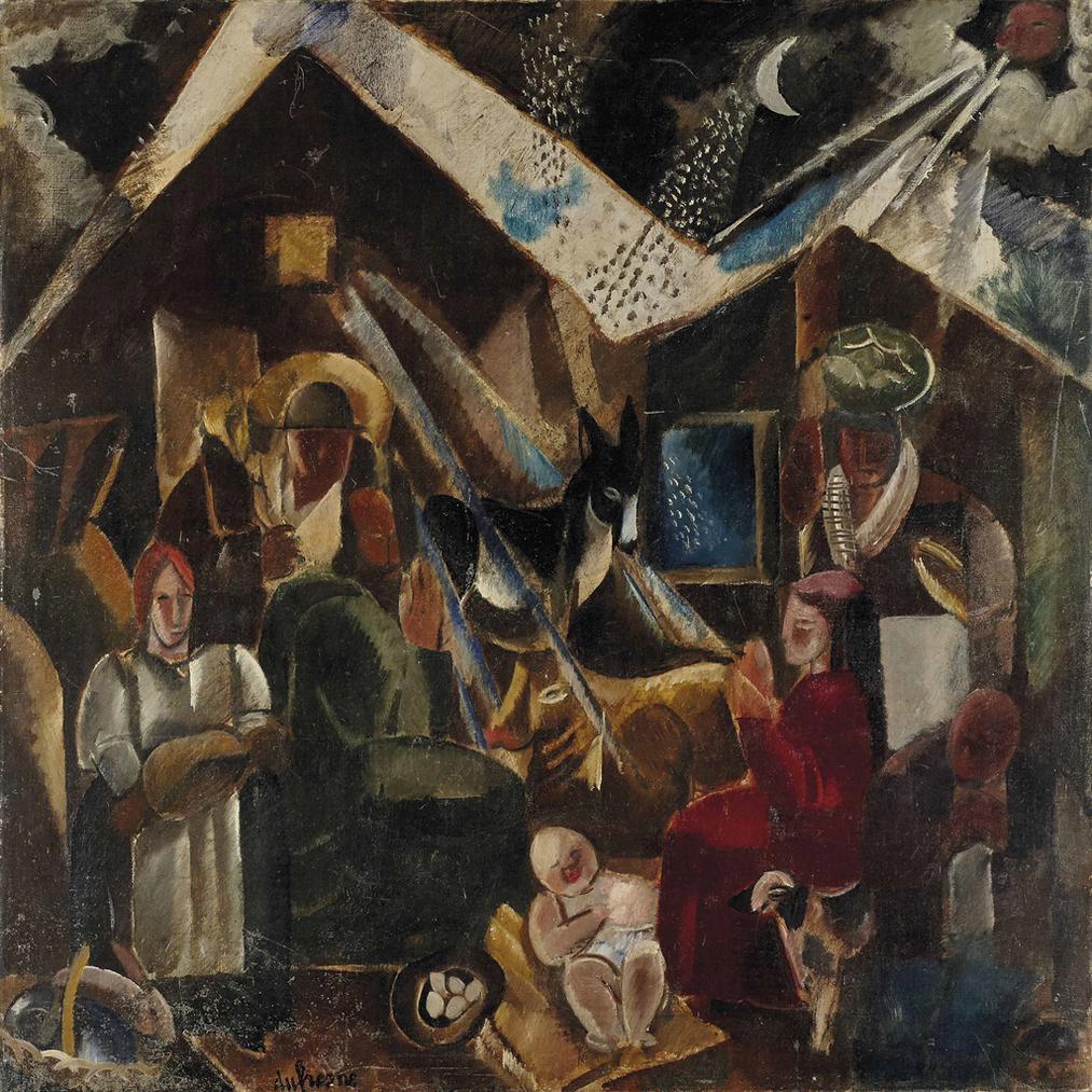Charles Dufresne - Ladoration-1920