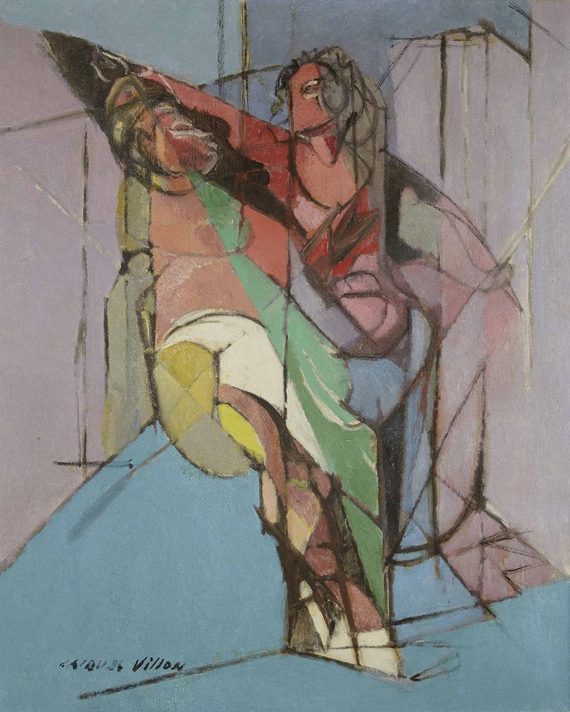 Jacques Villon-Phedre Et Hyppolite-1944