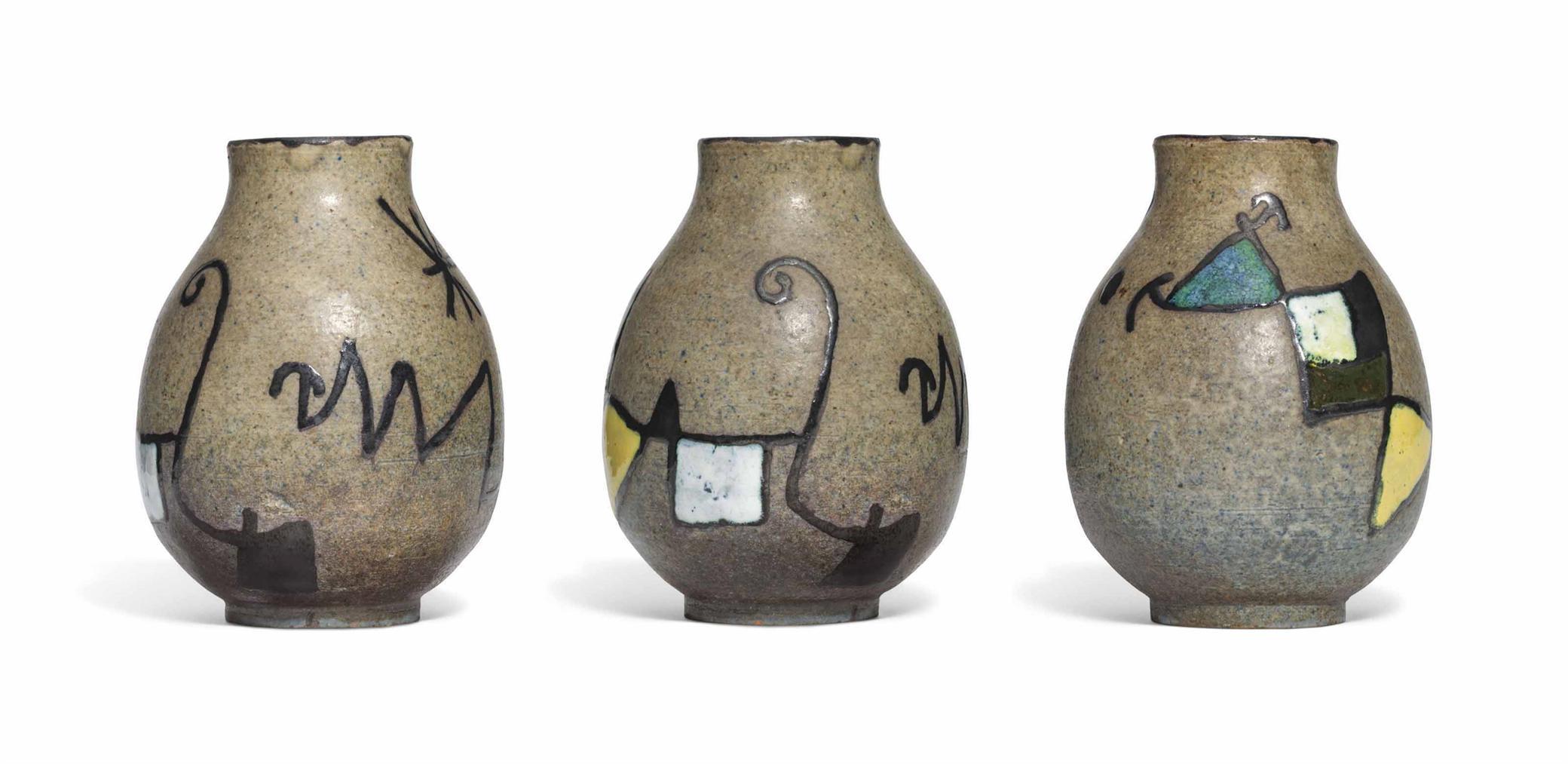 Joan Miro-Vase-1962