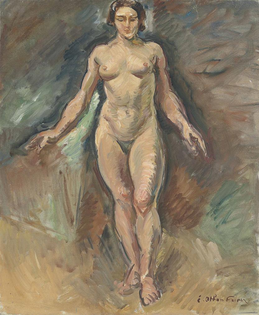Othon Friesz-Nu (Allegorie)-1932
