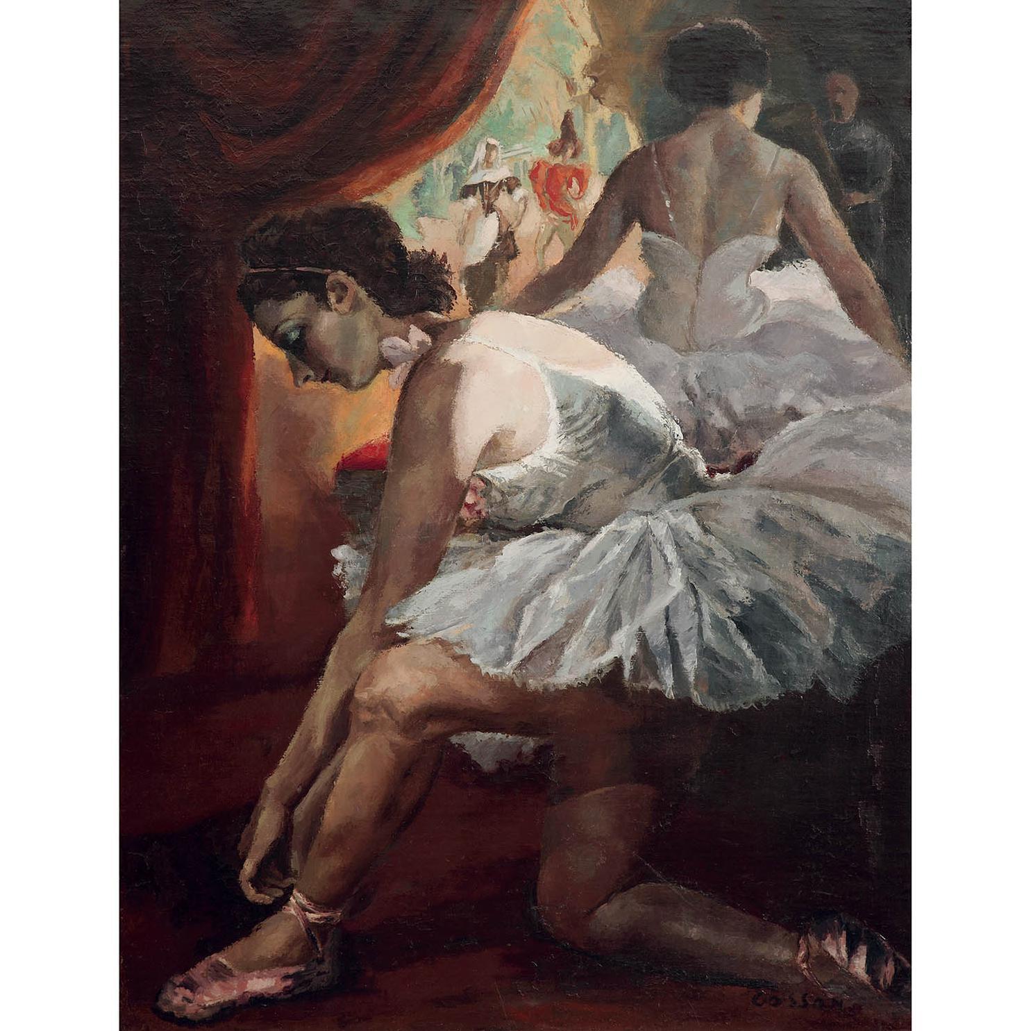 Jean Louis Marcel Cosson-Ballerine-1937
