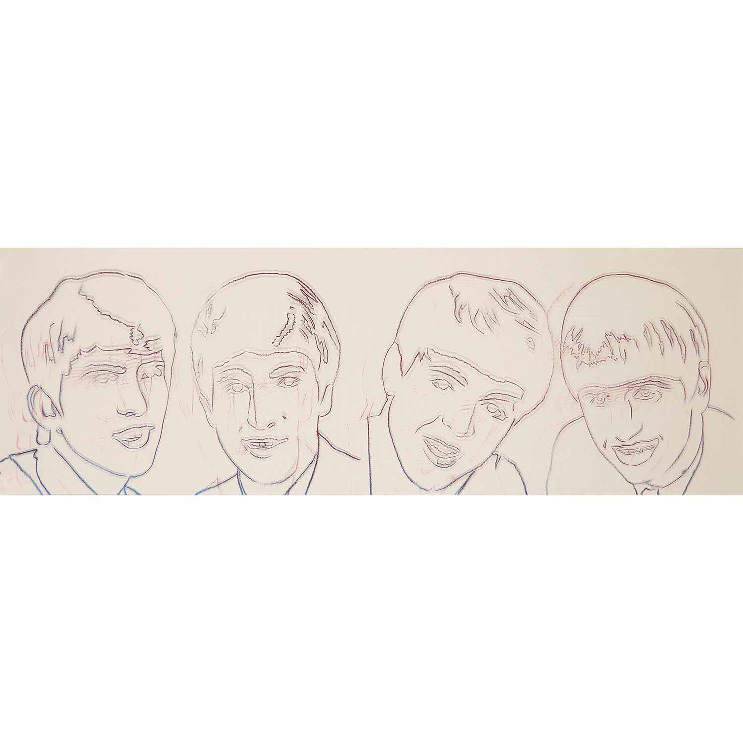 Andy Warhol-The Beatles-1980